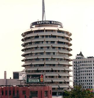 Capitol tower