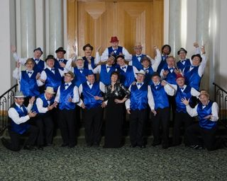 Ruth weber choir 2