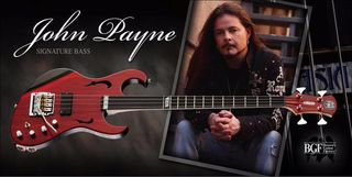 John payne signature bass