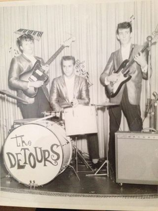 Denny first band
