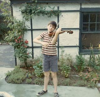 Jeff berlin young violin