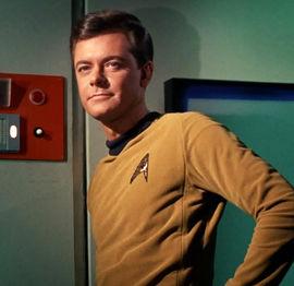 Dave Somerville Star Trek