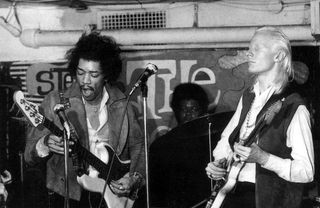 Johnny winter hendrix