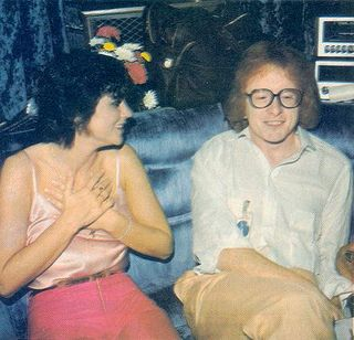 Peter asher linda