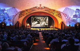 Dennis james silent films condert