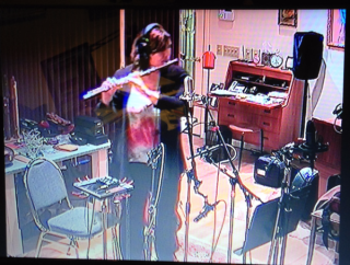 Ann licater recording