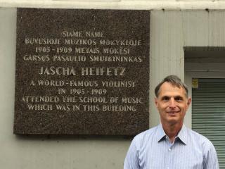 David jaffe plaque