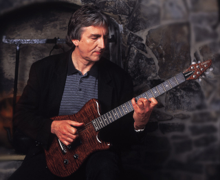 Allan holdsworth color