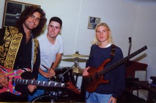 Mark barnwell band