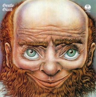 Gentle giant 1st album