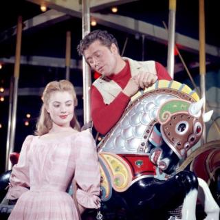 Shirley jones carousel