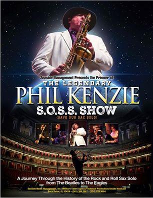 Phil Kenzie soss