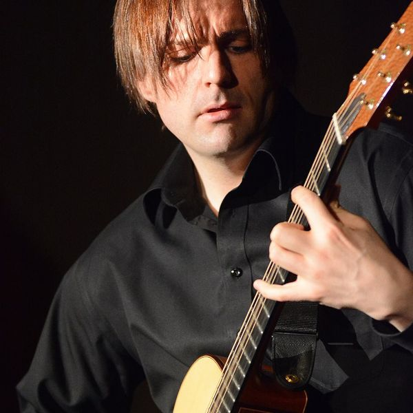 Ewan Dobson - An interview with the acoustic guitar virtuoso from