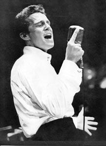 Bobby vinton singing