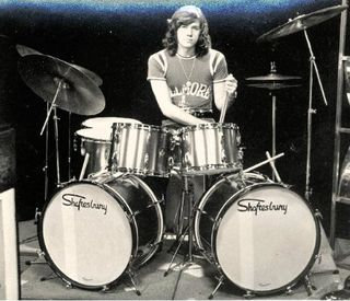 Bev young drums
