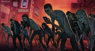 Scott fischer zombie