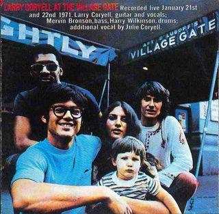 Larry Coryell village