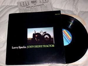 Larry sparks john deere