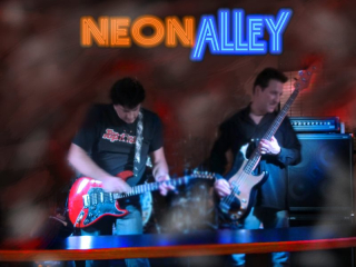 Neon alley live better