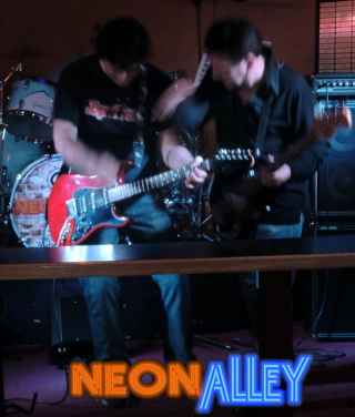 Neon alley live 1