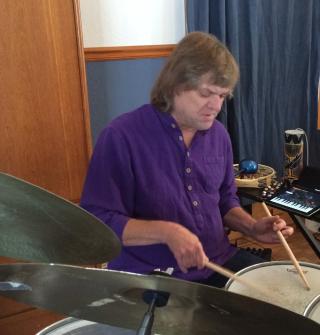 Charles Xavier drums 2