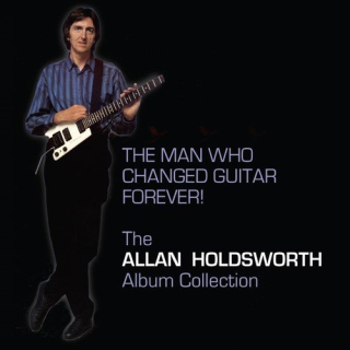 Allan holdsworth box