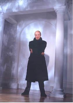 Matthias bamert standing
