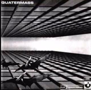 Mick underwood quatermass album