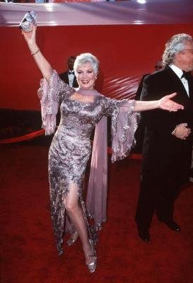 Shirley jones red carpet