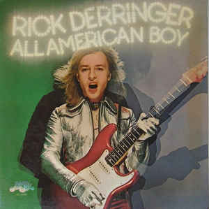 Rick derringer all