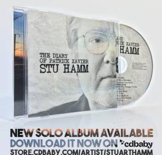 Stu hamm diary cd