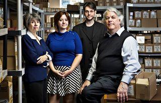 David Starobin Family
