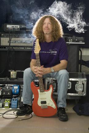 Jimmy mc long hair