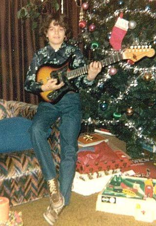 Vinnie Moore 1st guitar