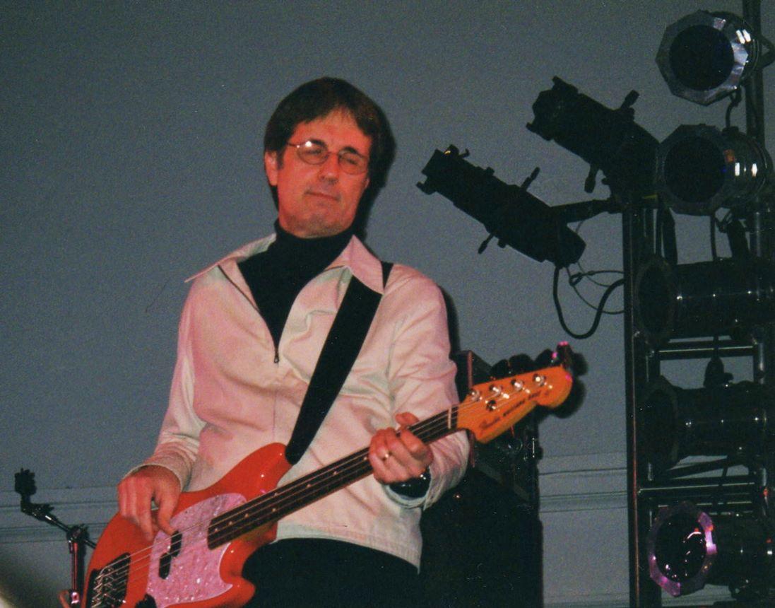 Bill Cunningham An interview with the original bass player from