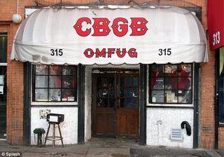 Sari CBGB