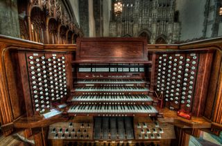 Dennis james rockefeller chapel organ