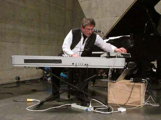 Alvin Cirren keyboard