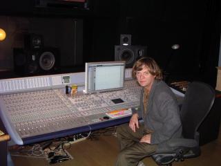 Charles Xavier mixing board