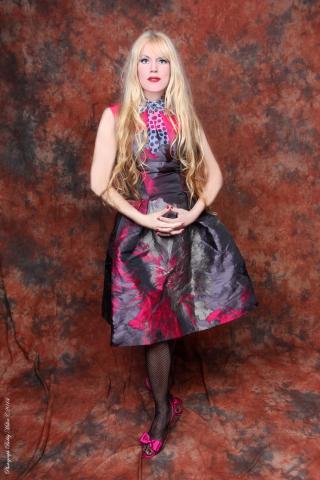 Phoebe portrait