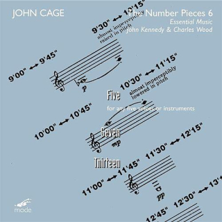 John Kennedy Cage music