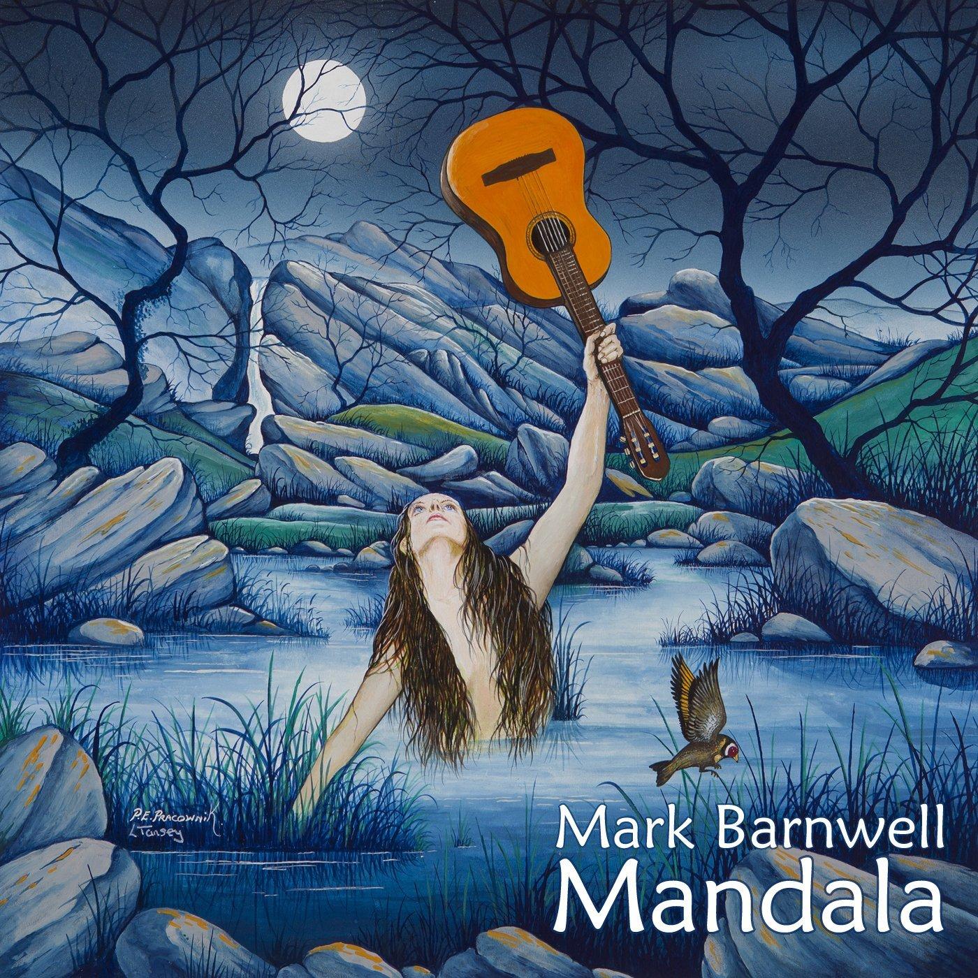 Mark Barn Mandala