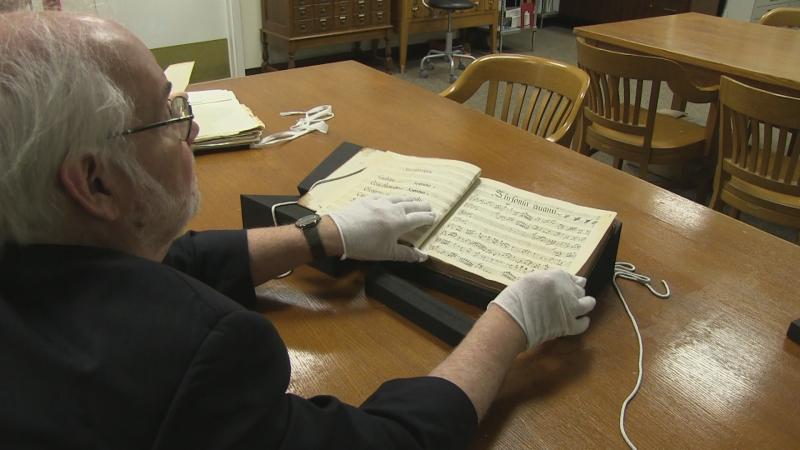 Robert w butts manuscript