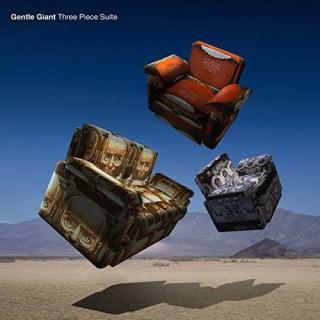 Gentle giant three piece siute