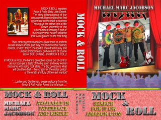 Michael jacobson mock and roll 2
