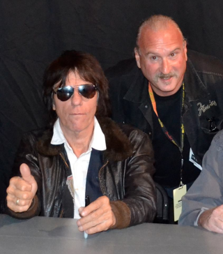 Michael jacobson Jeff Beck