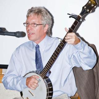 Ted Olson banjo