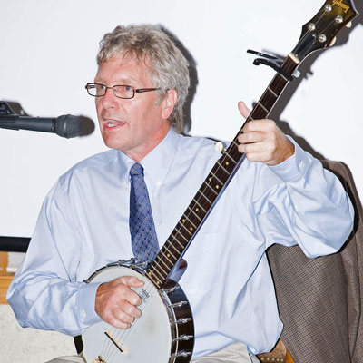 Dr  Ted Olson - An interview with the professor/music