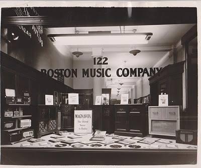 Charlie farren boston music company