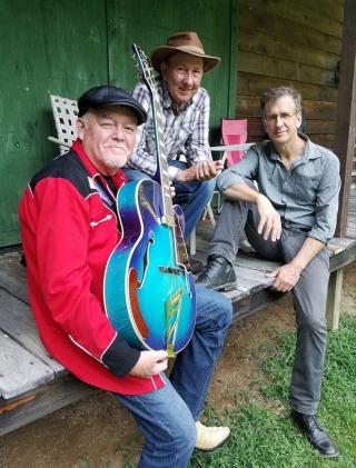 John Lilly trio